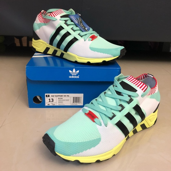 "sports shoes e0193 3712c EQT Support RF PK ""Frozen Green"" NWT"